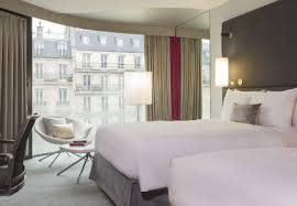 Paris Hotel For Families City Centre Renaissance Paris Arc De - Family room paris hotel