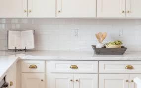 black kitchen cabinets with white subway tile backsplash 1001 ideas for stylish subway tile kitchen backsplash