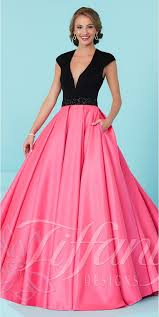 gown designs simple v neck gown 16200 designs 16200 370