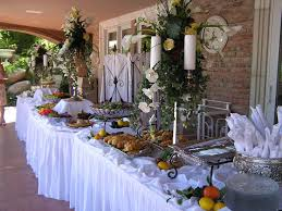 buffet table decorating ideas pictures christmas buffet table decorations pictures white banquet table