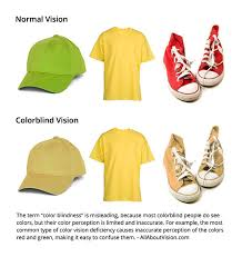 Examples Of Color Blindness 75 Best Eye Health Lists U0026 Tips Images On Pinterest Eye Facts