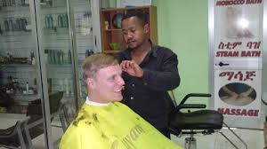 final hours in addis ababa and a very important haircut arada