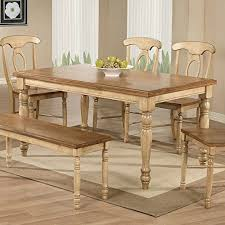 distressed dining room sets distressed dining table amazon com
