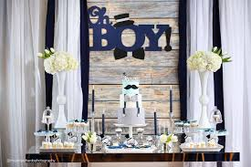 mustache baby shower decorations mustaches and bows baby shower baby shower ideas themes