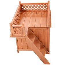 aliexpress com buy wooden puppy pet dog house wood room in