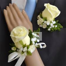 Wedding Boutonniere Aliexpress Com Buy Best Man Wedding Boutonniere Groom Godfather
