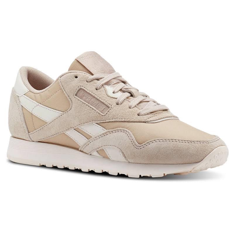 Reebok Nylon Peach Fashion Sneaker