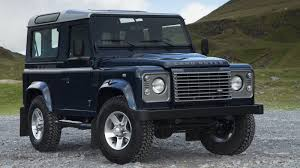 Of Course The Next Land Rover Defender Will Be Electrified News