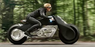 in 100 years bmw thinks motorcycles will look like this self