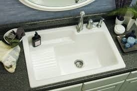 Laundry Room Sink With Jets by How To Decoration Drop In Laundry Sink Home Design By Fuller