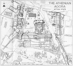 the ancient agora the athens key