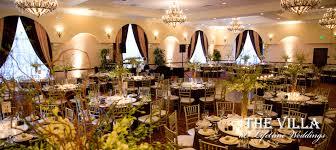 wedding venues in orange county westminster wedding venues the villa beltsville bryan george