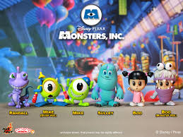 monsters cosbaby series u2013 plastic plush