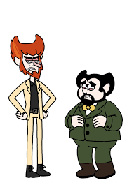cain and abel gravity falls style by mad hatter lcarol on deviantart