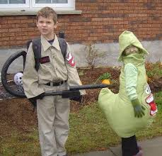 Ghostbusters Halloween Costume Ghostbuster Slimer Ghost Costumes Ghost Costumes
