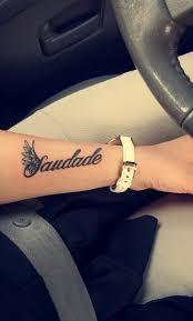 angel winged m tattoo design my tattoo designs pinterest