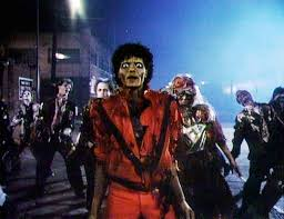 images of thriller michael jackson sc