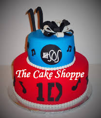 5 seconds of summer one direction cake cakes by the cake shoppe