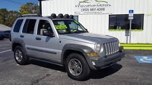 green jeep liberty renegade 2005 liberty renegade 98k miles innovative motors