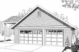 Home Plans With Rv Garage by Traditional House Plans Garage W Rv Parking 20 064 Associated
