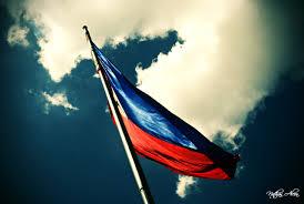 Filipino Flag Colors Philippine Flag By Natezluna On Deviantart