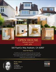 blog house open house flyer open house real estate free flyer template open