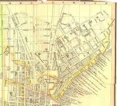 kensington philadelphia map of kensington 1828