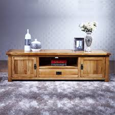 tv stands solid oak country style corner tall tvd wcabinet the