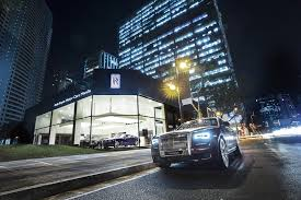 lexus cars manila rolls royce motor cars opens new showroom in the philippines