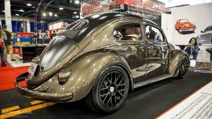 volkswagen beetle 1960 custom fms automotive unveiled this awesome looking 1956 beetle to this