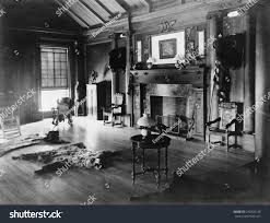 trophy room sagamore hill summer home stock photo 242820145