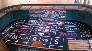 Crap Table For Sale Slate Casino Dice Table For Sale