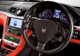 maserati steering wheel maserati granturismo steering wheel interior picture carkhabri com