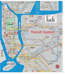 Nyc Subways Map by Terramaps Nyc Manhattan Street And Subway Map Entrancing Of