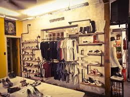 converse shop in shop black boots on behance
