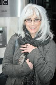 trendy gray hair styles grey hairstyles emmylou harris gray and gray hair