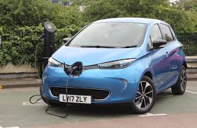 renault zoe electric slough borough council goes all ev with the renault zoe