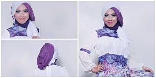 tutorial hijab resmi hijab tutorial hijab satu gaya dua warna vemale com