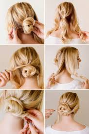 braided hairstyles for short hair step by step