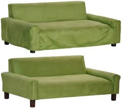 Sofa Bed Covers by Slip Covers For Max Comfort Dog Furniture