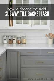 white kitchen subway tile backsplash subway tiles with grout for definition this for my kitchen