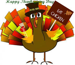 a warm hello from california happy thanksgiving