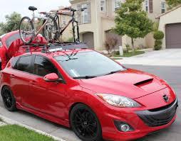 Ford Escape Kayak Rack - roof mount bike rack mazdaspeed forums