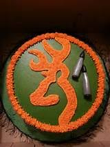 deer hunting cake ideas for kids 1875