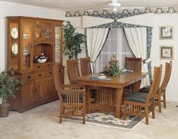 Mission Dining Room Set by Dutch Boy Furniture Dining Rooms