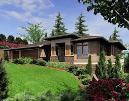 prairie style house plans modern prairie style home plan 6966am architectural designs