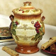 tuscan kitchen canisters tuscan kitchen canisters beautiful colors tuscan ceramic canister