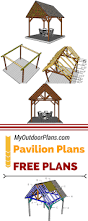 29 best free pergola plans images on pinterest pergola plans