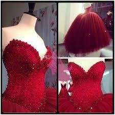 burgundy quince dresses 2016 burgundy quinceanera dresses sweetheart sleeveless