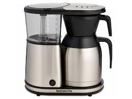 Narrowed I Shaped Kitchen Amazon Com Bonavita Bv1900ts 8 Cup Carafe Coffee Brewer